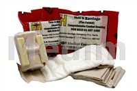 H&H  Thin H Compression Bandage, Standard Fold